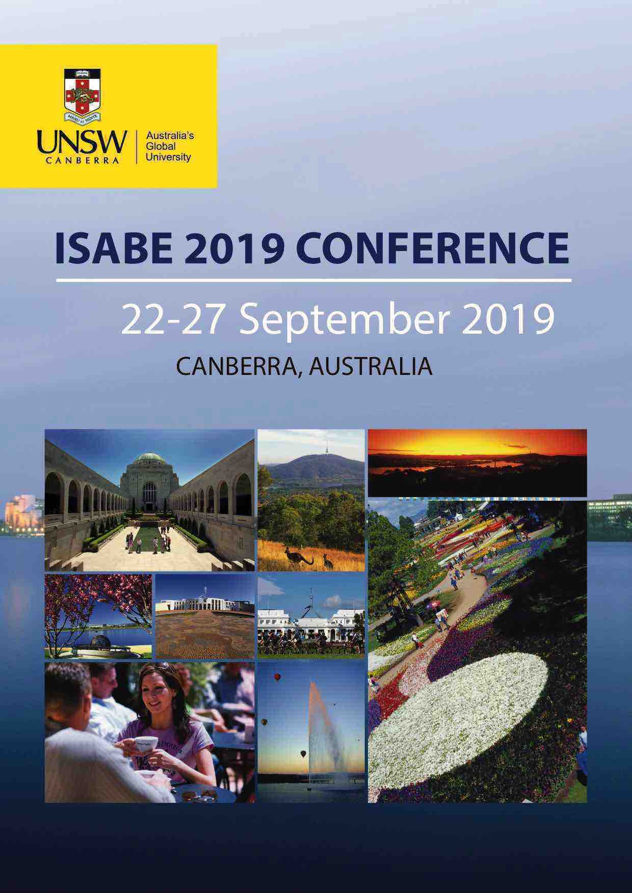 ISABE - International Society for Air Breathing Engines